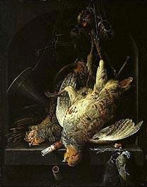 Abraham Mignon | Dead Fowl, undated | Giclée Canvas Print