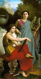 Bouguereau | Art and Literature | Giclée Canvas Print
