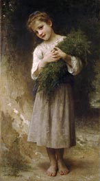 Bouguereau | Returned from the Fields | Giclée Canvas Print
