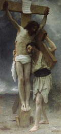 Bouguereau | Compassion! | Giclée Canvas Print