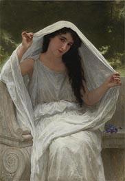 Bouguereau | The Veil, 1898 | Giclée Canvas Print