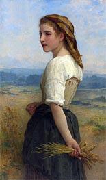 Bouguereau | Glaneuse, 1894 | Giclée Canvas Print