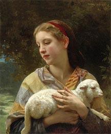 Bouguereau | Innocence, 1873 | Giclée Canvas Print