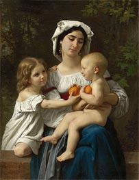 Bouguereau | Oranges, 1865 | Giclée Canvas Print