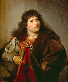 Aert de Gelder | A Man, 1689  | Giclée Canvas Print