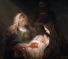 Aert de Gelder | Simeon's Song of Praise, c.1700 | Giclée Canvas Print