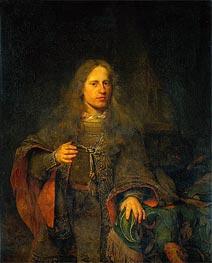 Aert de Gelder | Ernestus van Beveren, Lord of West-IJsselmonde and the Lindt, 1685 | Giclée Canvas Print