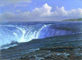 Bierstadt | Niagara Falls, 1869 | Giclée Canvas Print