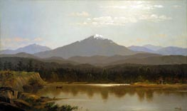 Bierstadt | Laramie Peak | Giclée Canvas Print