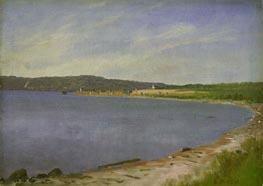 Bierstadt | San Francisco Bay, c.1871/73 | Giclée Canvas Print