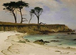 Bierstadt | Sea Cove, c.1880/90 | Giclée Canvas Print