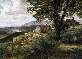 Bierstadt | Olevano, c.1856/57 | Giclée Canvas Print