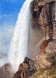 Bierstadt | Niagara Falls | Giclée Canvas Print