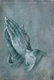 Durer | Hands of an Apostle (Praying Hands) | Giclée Canvas Print