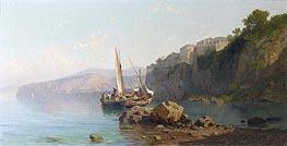 Alessandro la Volpe | Passage of Roseto, Sorrento, 1878 | Giclée Canvas Print