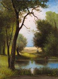 Alexey Savrasov | Spring Landscape, 1890 | Giclée Canvas Print
