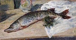 Alfred Sisley | The Pike, 1888 | Giclée Canvas Print