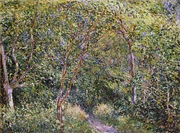 Alfred Sisley | In the Wood, undated | Giclée Canvas Print