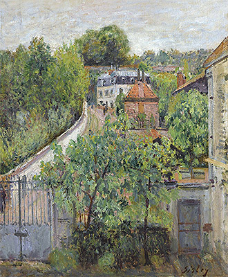 View of Sèvres, c.1879 | Alfred Sisley | Painting Reproduction