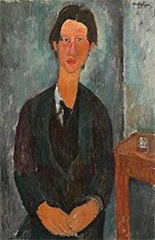 Modigliani | Chaim Soutine | Giclée Canvas Print