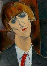 Modigliani | Madame Kisling | Giclée Canvas Print