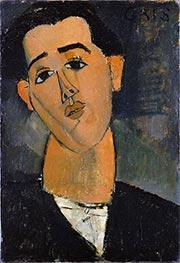 Modigliani | Juan Gris | Giclée Canvas Print