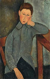 Modigliani | The Boy, 1919 | Giclée Canvas Print