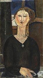 Antonia, c.1915 by Modigliani | Giclée Canvas Print