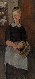 The Pretty Housewife, 1915 by Modigliani | Giclée Canvas Print