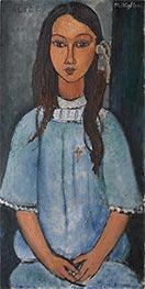 Alice, 1918 by Modigliani | Giclée Canvas Print