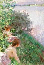 Opal, 1891 by Anders Zorn | Giclée Canvas Print