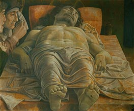 Mantegna | Lamentation of Christ, c.1470/1474 | Giclée Canvas Print