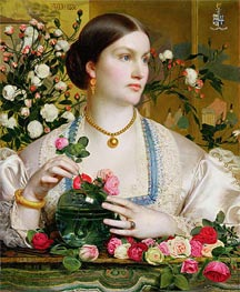 Sandys | Grace Rose, 1866 | Giclée Canvas Print