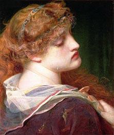 Sandys | Mary Magdalene, 1862 | Giclée Canvas Print