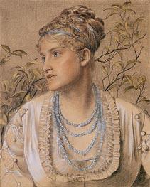 Sandys | Mary Sandys, c.1871/73 | Giclée Paper Print