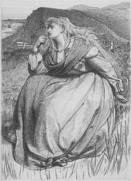 Sandys | If, 1866 | Giclée Paper Print