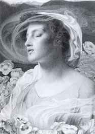 Sandys | Nepenthe, 1892 | Giclée Paper Print