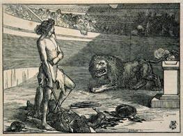 Sandys | The Boy Martyr, 1862 | Giclée Paper Print