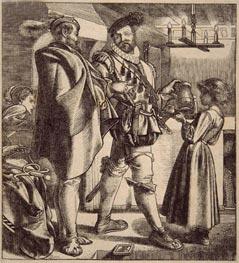 Sandys | Jacques de Caumont, 1862 | Giclée Paper Print