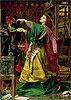 Sandys - Morgan Le Fay (Queen of Avalon) - Art Print / Posters