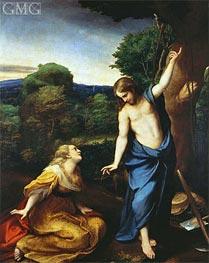 Correggio | Noli Me Tangere, c.1525 | Giclée Canvas Print