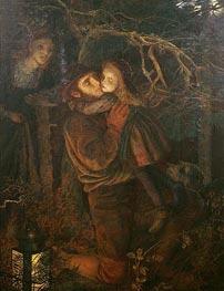 Arthur Hughes | The Lost Child, c.1866/67 | Giclée Canvas Print