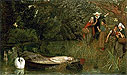 Hughes - The Lady of Shalott - Art Print / Posters