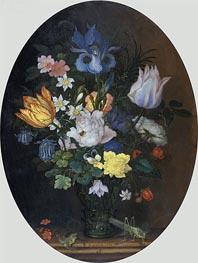 van der Ast | Flower Still Life, 1622 | Giclée Canvas Print