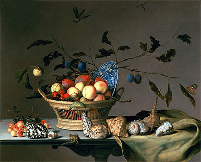 Still Life, undated | van der Ast | Painting Reproduction