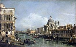 Bernardo Bellotto | Entrance to the Grand Canal, Venice | Giclée Canvas Print