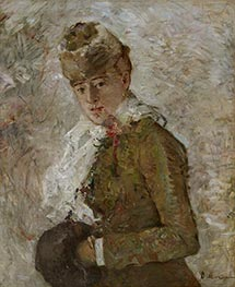 Winter, 1880 by Berthe Morisot | Giclée Canvas Print