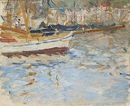The Port of Nice, c.1881/82 by Berthe Morisot | Giclée Canvas Print