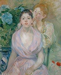 Hydrangea, c.1894 by Berthe Morisot | Giclée Canvas Print
