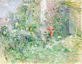 The Garden at Bougival, 1884 by Berthe Morisot | Giclée Canvas Print